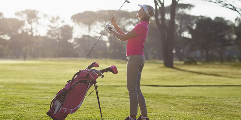 The Art of Loving and trusting yourself | Susie Meyers Point A Golf